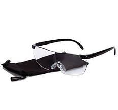 Увеличительные очки - лупа Big Vison BIG & CLEAR | Очки для коррекции зрения, фото 2