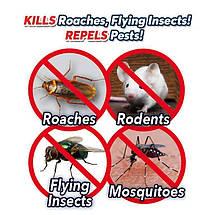 Ультразвуковой отпугиватель от комаров Atomic ZABBER | Антимоскитная лампа, фото 3