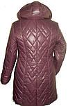 Женская зимняя куртка с капюшоном., фото 3