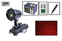 Новогодний уличный лазерный проектор X-Laser XX-LS-027 с ДУ