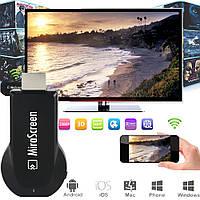 🔥✅ Беспроводной WIFI HDMI адаптер Mirascreen AnyCast M2 Plus