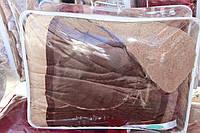 """Одеяло-покрывало Евро размера """"Лери Макс"""" холлофайбер"""