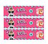 Кукла Лол шар 33313 | L.O.L. Surprise | Куколка LOL голова в шаре, фото 2