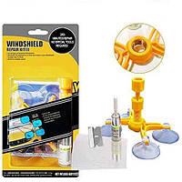 Ремонтный комплект лобового стекла Windshield Repair Kit, фото 1