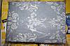Комплект полуторного постільної білизни жатка Тирасполь сірого кольору