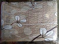Комплект двуспального постельного белья жатка Тирасполь капучино