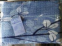 Комплект двуспального постельного белья жатка Тирасполь джинсового окраса