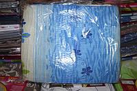 Комплект двуспального постельного белья жатка Тирасполь синее