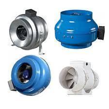 VENTS коммерческие и промышленные вентиляторы