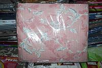 Комплект двуспального постельного белья жатка Тирасполь светло-розовое