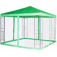 Садовый павильон UnderPrice  DU171-green 3x3 м N11027085