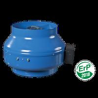 Канальный вентилятор Вентс ВКМ 150 (бурый короб)