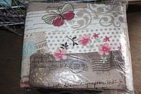 Комплект сімейного постільної білизни жатка Тирасполь метелики