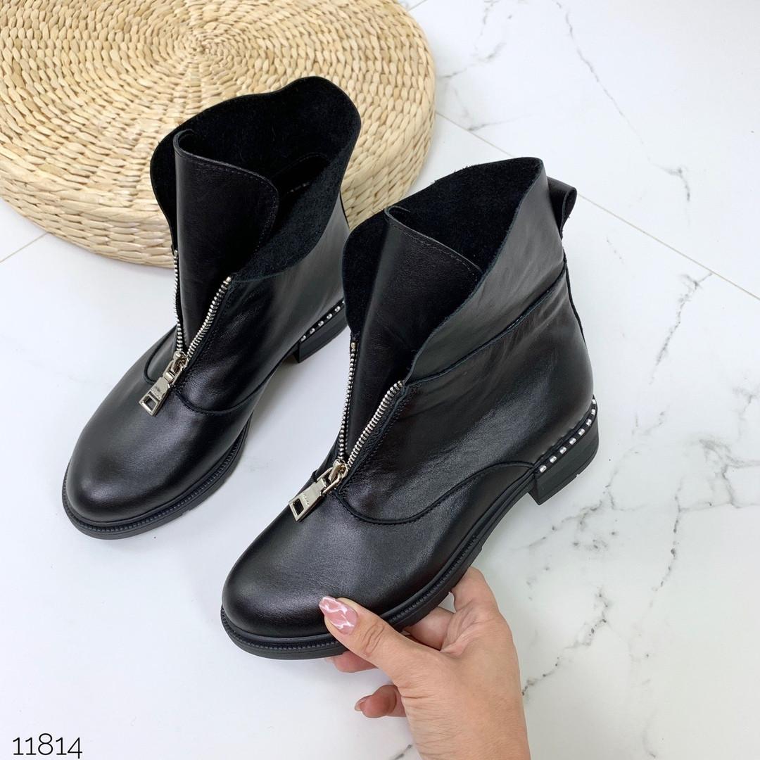 Удобные зимние ботинки