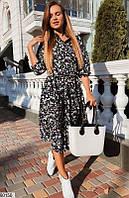 Платье женское летнее легкое софт 42-44,44-46 размеров
