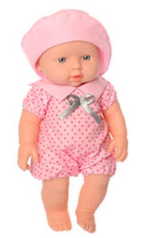 "Пупс ""Малюки"" в розовой одежде и панамке 212-X-216-X LIMO TOY"
