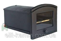 Духовка чавунна з термометром Halmat PZE1 (Н1905) (240х320х470)