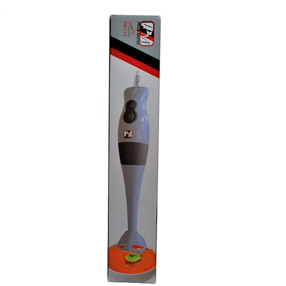 Ручной кухонный погружной блендер PROMOTEC PM-574