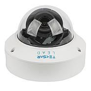 IP-видеокамера купольная Tecsar Lead IPD-L-4M30V-SDSF6-poe, фото 3