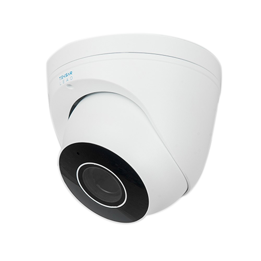 IP-видеокамера купольная Tecsar Lead IPD-L-2M30Vm-SDSF9-poe