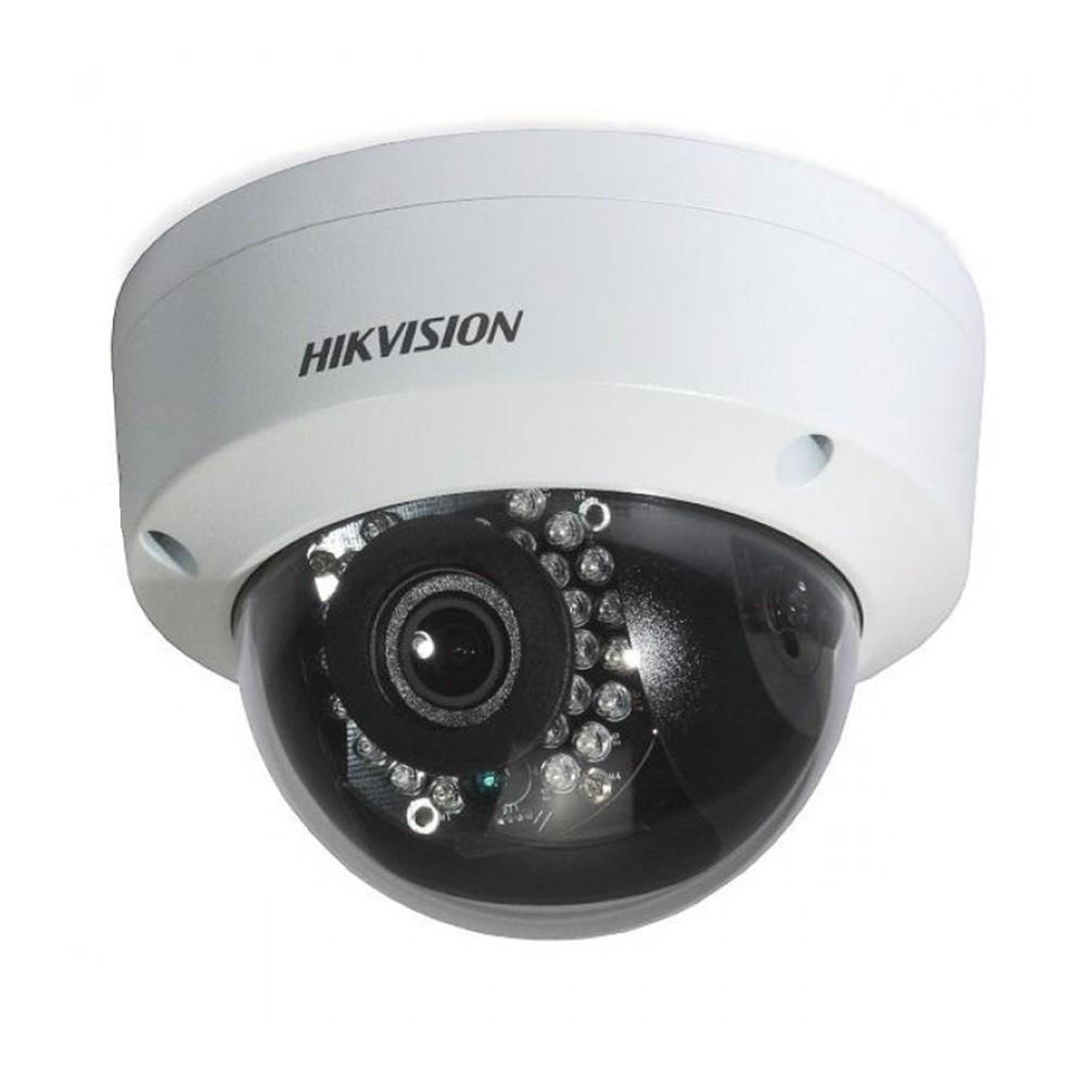 Купольная IP-видеокамера Hikvision DS-2CD2110F-IS