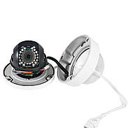Купольная IP-видеокамера Hikvision DS-2CD2110F-IS, фото 5