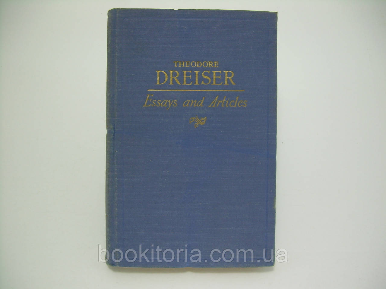 Dreiser T. Essays and Articles (б/у).