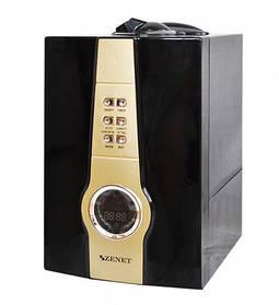 Увлажнитель воздуха Zenet 403-2 Черно-золотой hubfups28494, КОД: 1033049
