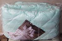 Двуспальное одеяло из холлофайбера ODA голубенькое