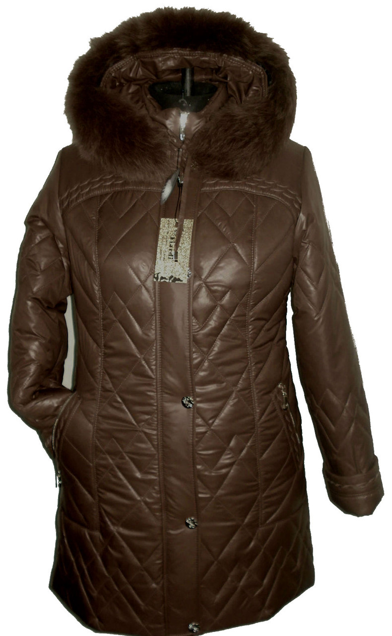 Стильная  куртка больших размеров