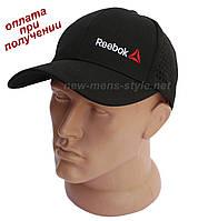 Мужская новая спортивная кепка бейсболка блайзер Reebok c сеткой NEW