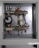 """""""Luxor"""" Узел теплого пола в сборе с нижним подключением (наружный шкаф) VKSGN3,2540, 16х"""