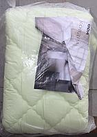 Одеяло Евро размера из холлофайбера ODA лимонный окрас