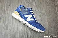 Мужские зимние кроссовки New Balance 996 (с мехом)