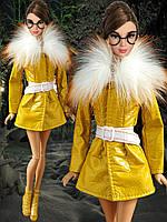 Одежда для кукол Барби - пальто, фото 1