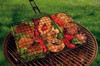 Универсальная решетка-гриль BBQ Benson BN- 902, фото 2