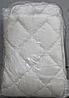 Полуторное одеяло из овечьей шерсти ODA молочного окраса