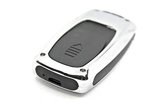 USB-зажигалка брелок AUDI хамелеон | Зажигалка c USB, фото 2