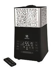 Увлажнитель воздуха Electrolux EHU-3710D, ультразвуковой, 5 л, 50м2, ионизатор, пульт ДУ, чёрный