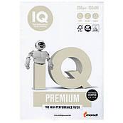 Бумага офисная А4 IQ Premium 250 г/м, 125 л