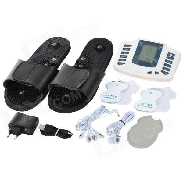 Электрический миостимулятор для всего тела Hailitech JR-309A от сети