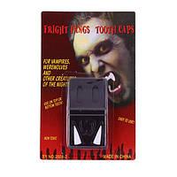 Клыки вампира, зубы Дракулы - 2 шт - Хэллоуин