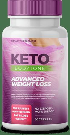 KETO BodyTone (Кето БодиТон) — капсулы для похудения