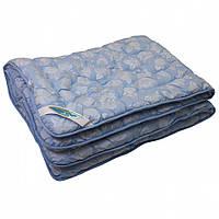 Двуспальное одеяло из овечьей шерсти ARDA с узорами
