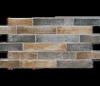 Керамогранит под кирпич Brick GS-N7053
