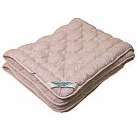 Одеяло Евро размера из овечьей шерсти ARDA Pure wool беж
