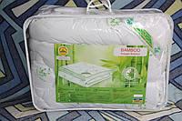 Бамбуковое зимнее полуторное одеяло ARDA белое