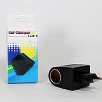 Адаптер прикуриватель FM модулятор, A-10 Car charge switch 300 R189639