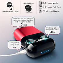 Беспроводные Bluetooth наушники S7 TWS, фото 2