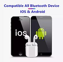 Беспроводные Bluetooth наушники DS-Pod 2 | Реплика Apple AirPods, фото 3